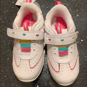 Children's Place girls sneakers